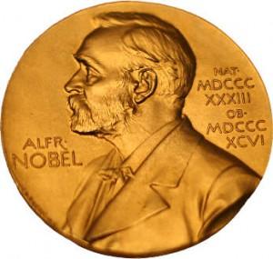 Medaille Nobelpreis (Foto: Ralf Pfeiffer, Lizenz-GNU)
