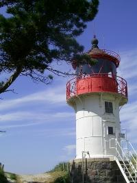 Leuchtturm am Gellen (Bild: A. Bach)