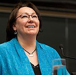 Sheila Watt-Cloutier, Bild: The SilentPhotographer (wikipedia)